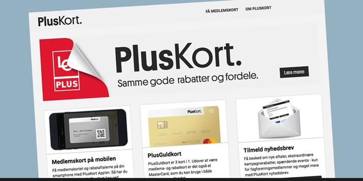 Lo Plus Skifter Navn Til Pluskort